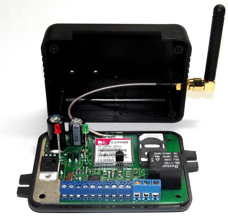 GSM-модуль предназначен для